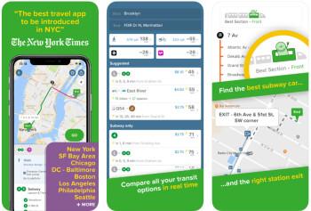 Citymapper - Best iPhone apps