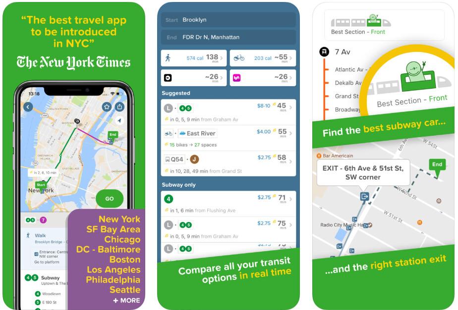 Citymapper - Best iPhone apps (2020)