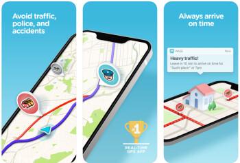 Waze - Best iPhone apps