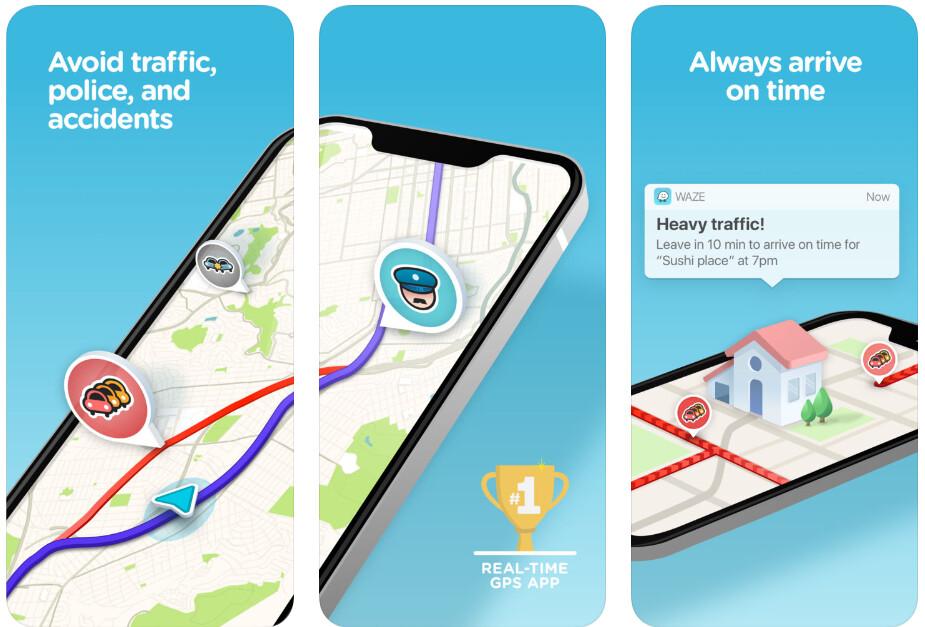 Waze - Best iPhone apps (2020)