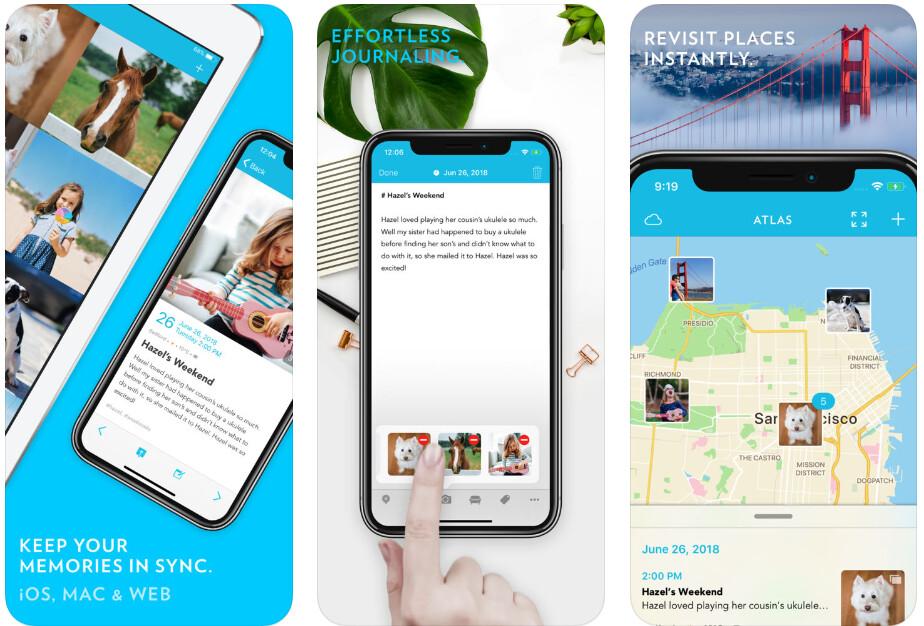 Journey - Best iPhone apps (2020)
