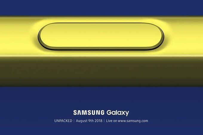 Galaxy Note 9: the new features we expect
