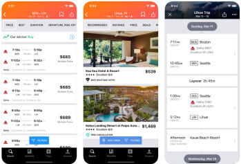 Kayak - Best iPhone apps