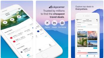 Skyscanner - Best iPhone apps