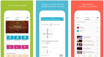 Khan Academy - Best iPhone apps