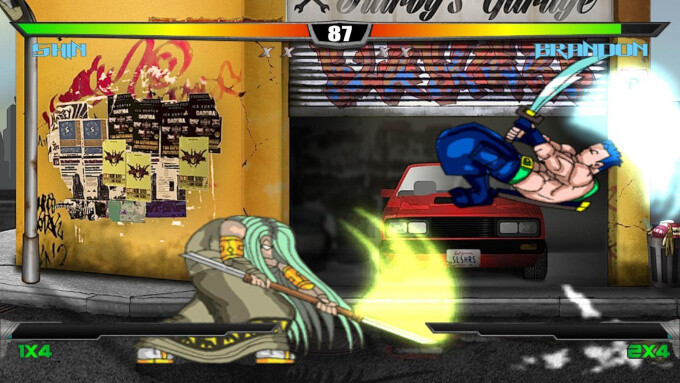Slashers - Best manual-control fighting games for iPhone, iPad and Android
