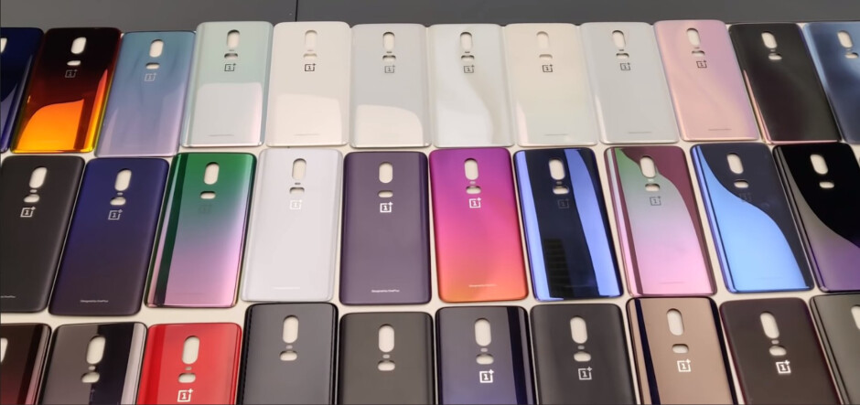Early OnePlus 6 prototypes revealed on video: some did not have a headphone jack