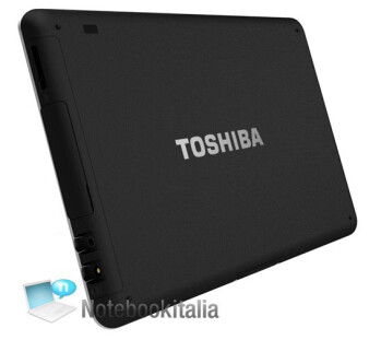 "Toshiba's 10"" Tegra 2 tablet delivers stunning Android benchmark results"