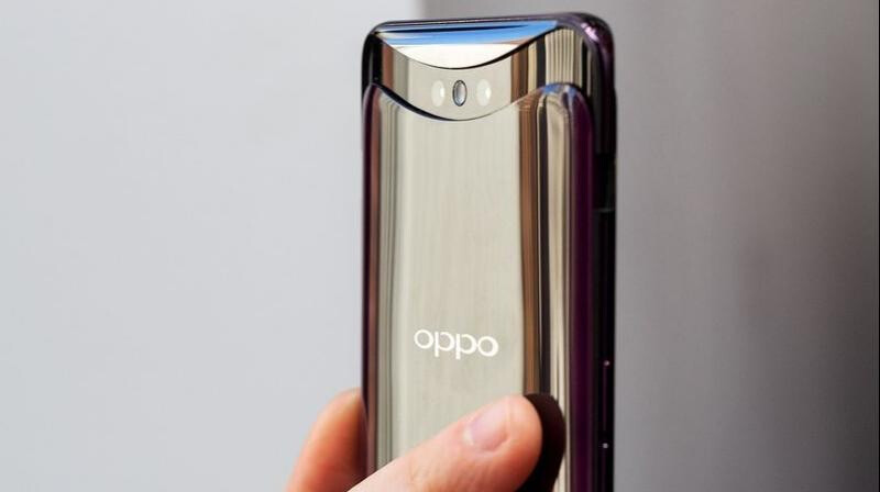 Oppo Find-who's-spying-on-you X - Our phones might not be listening in on us... but are they watching us?