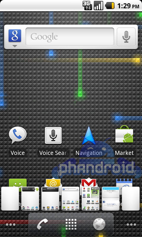 T-Mobile G2 ROM ported to other Android devices, brings Google Voice to your homescreen