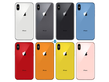We are getting more iPhone colors this year than ever, here they are