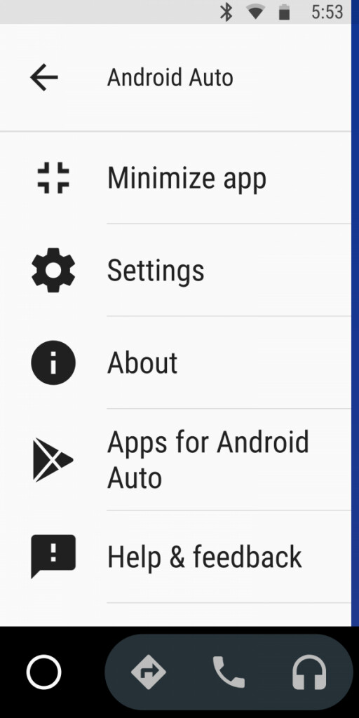 Android Auto can now be minimized - You can now minimize Android Auto, but you probably shouldn't