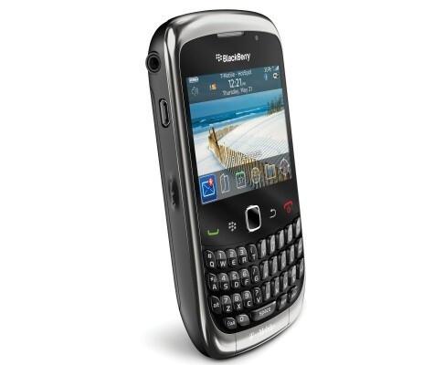 BlackBerry Curve 3G will appear on T-Mobile September 8 for $79.99