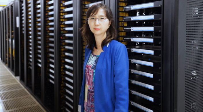 Jihie Kim, Head of the Language Understanding Lab at Samsung Research - Could Samsung's Bixby be getting super-smart real soon? Samsung wins top scores in two AI competitions
