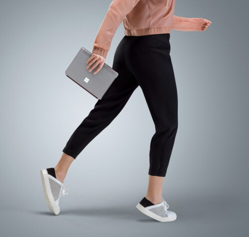 Surface Go is light for those on the go