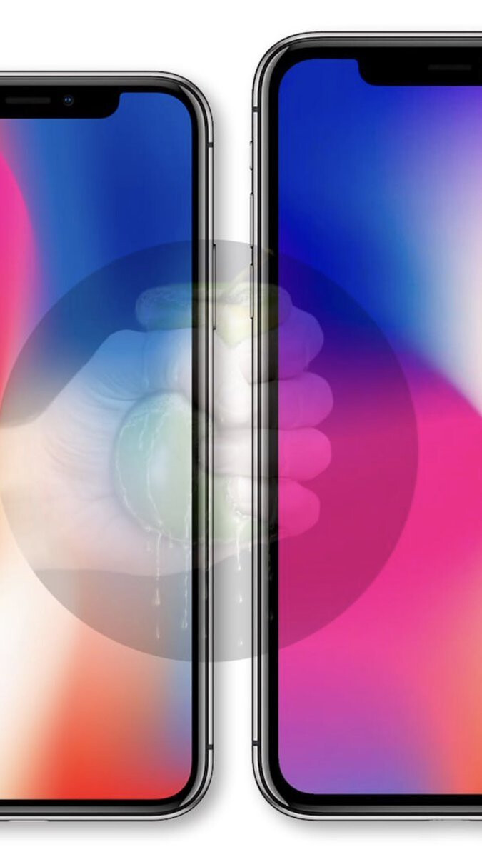 superior quality e4717 59bcc Here's how Apple plans to keep the LCD iPhone 2018 'bezel-less ...