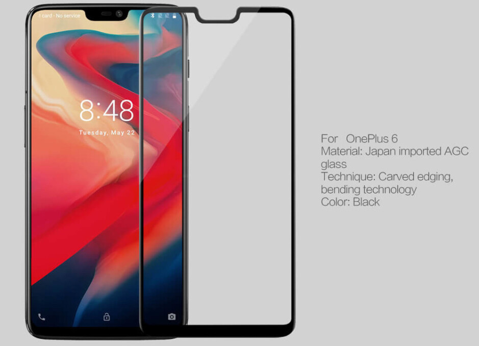 Best film and glass screen protectors for OnePlus 6