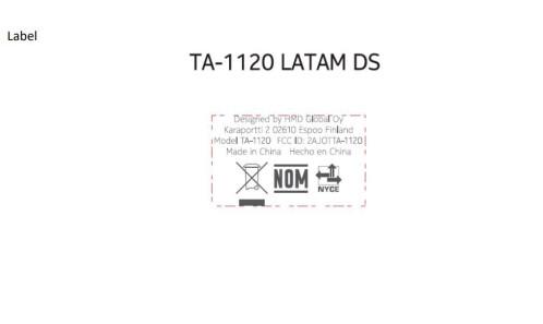 Nokia TA-1120 Bravo