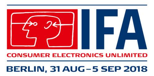 IFA 2018 release date
