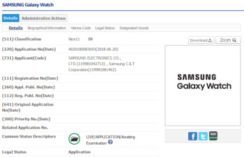 Samsung to bring its new Galaxy Watch at IFA 2018