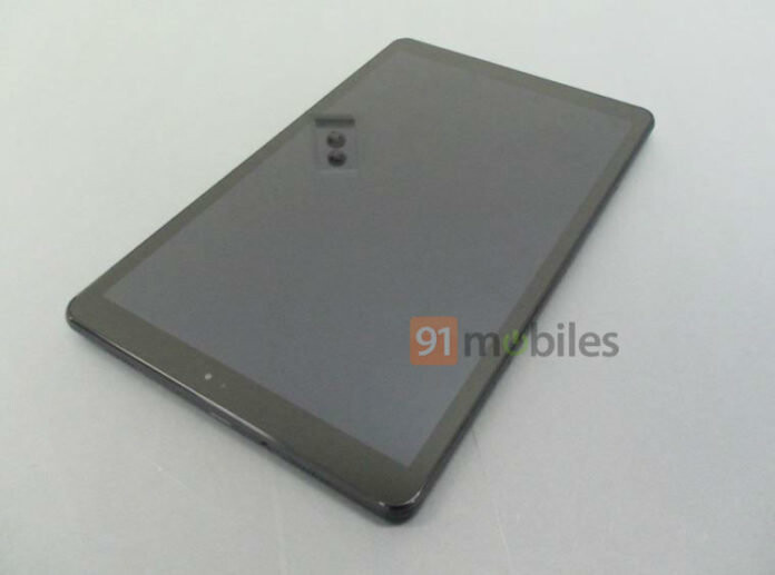Samsung Galaxy Tab A2 leaked out in live pictures