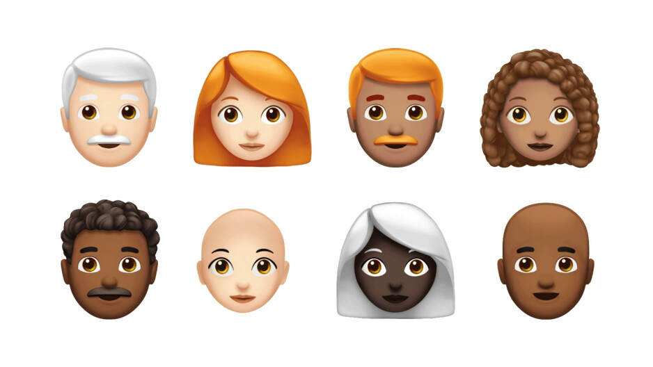 Apple plans to release a bunch of new emojis later this year - See all the new emoji that Apple is planning to launch later this year
