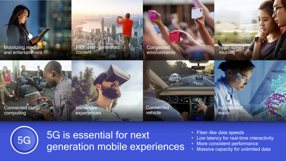 5G offers us many exciting new possibilities - The 5G world is closer than you think, what will life look like?