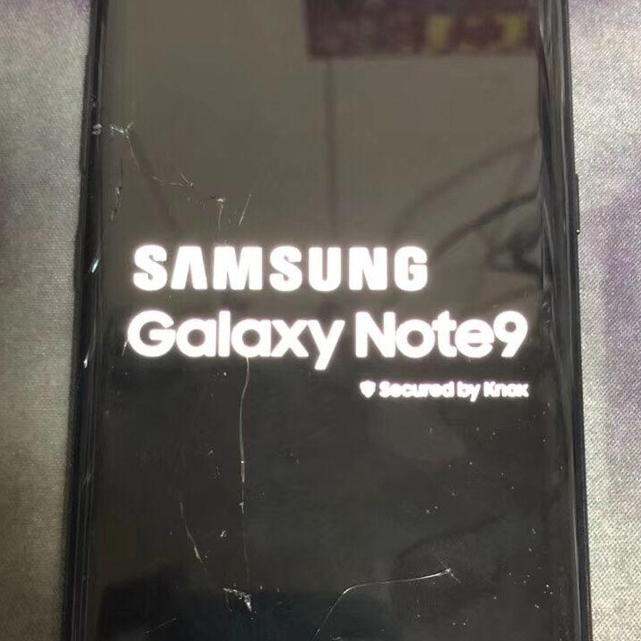 Samsung's anti-leak tech is surprising, see for yourself