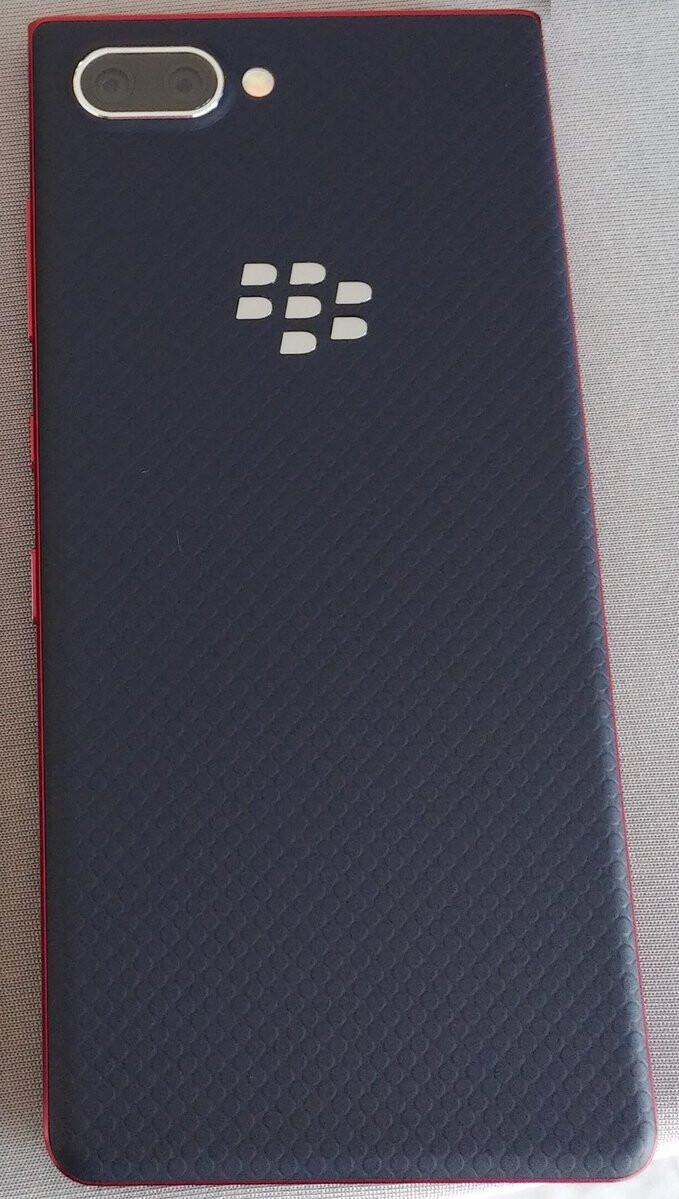 BlackBerry KEY2 Lite, aka Luna, allegedly leaks out, should be cheaper than the regular KEY2