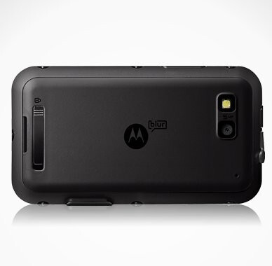 Rugged touchscreen Motorola Defy announced for Europe, will run Android 2.1 as the mere mortals