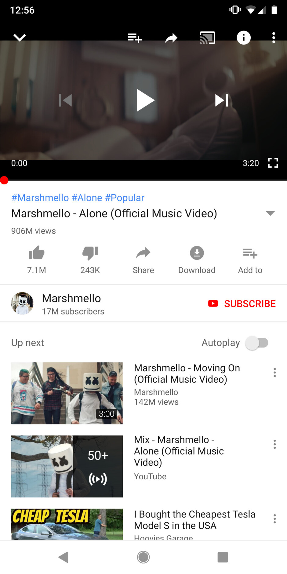 YouTube update adds hashtags above video titles, makes search easier