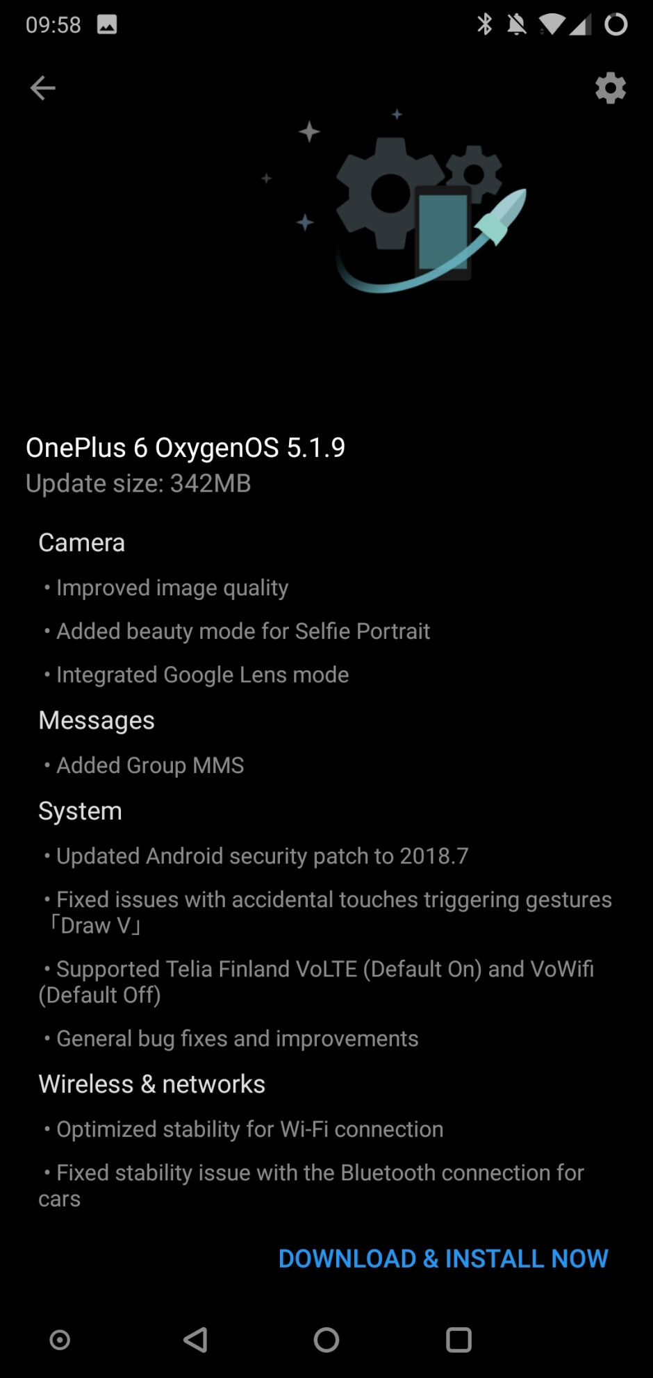 Camera-improving OxygenOS 5.1.9 for OnePlus 6 rolling out now, here's what's new