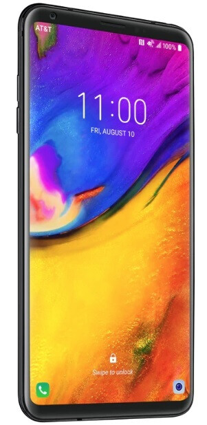 LG V35 ThinQ - Buy an iPhone 8, Galaxy S9 or LG V35 and AT&T will give you one for free