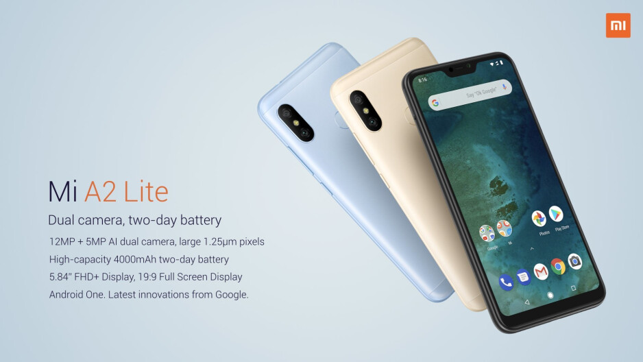 Xiaomi's two new Android One phones could be the best affordable phones of the year