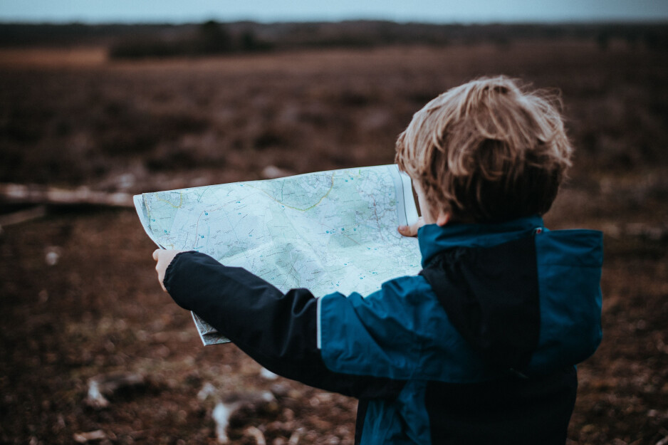 You can also teach them to use old-school technology for when a solar flare fries our devices - How to teach kids to appreciate their smartphones