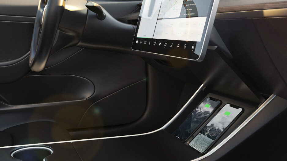 This new wireless charger is tailor-made for the Tesla Model 3