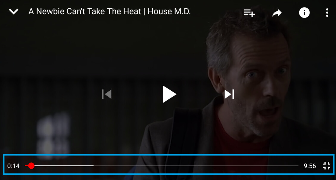 Recent update to the Android YouTube app left a bug that makes it a