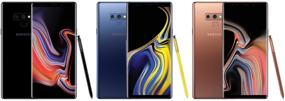 """Galaxy Note 9 - Samsung Galaxy Note 9 """"Crown"""" rumor review: Design, specs, camera, price & release date"""