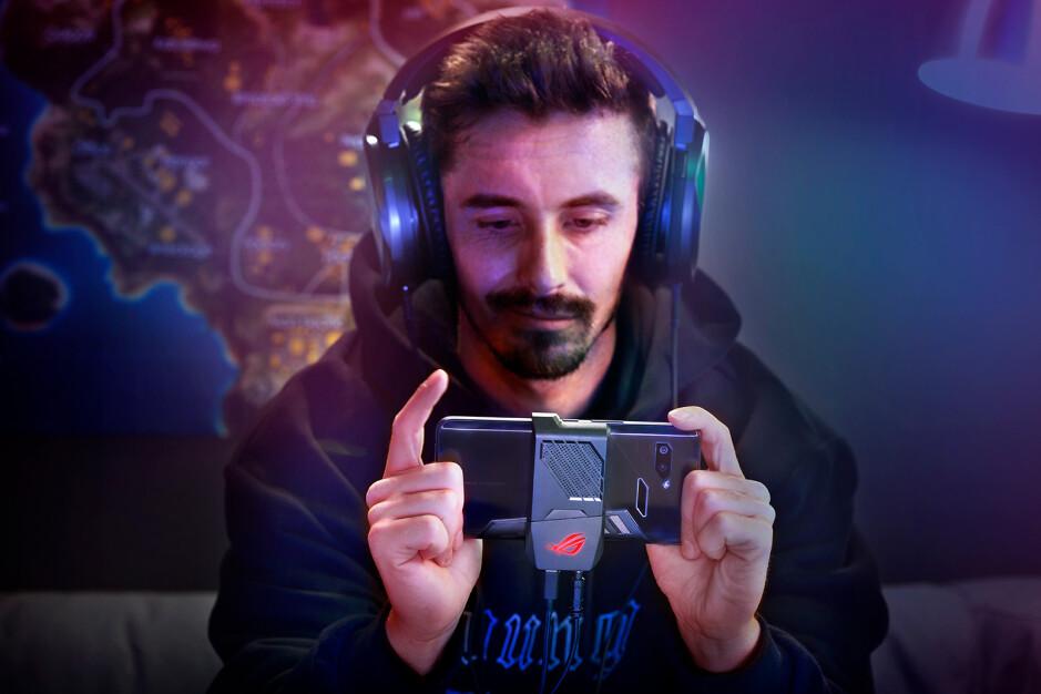 Asus ROG Phone - Best gaming phones to buy in 2019