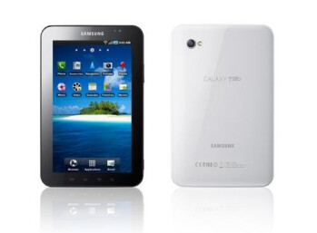 Samsung Galaxy Tab officially unveiled, we have a preview!