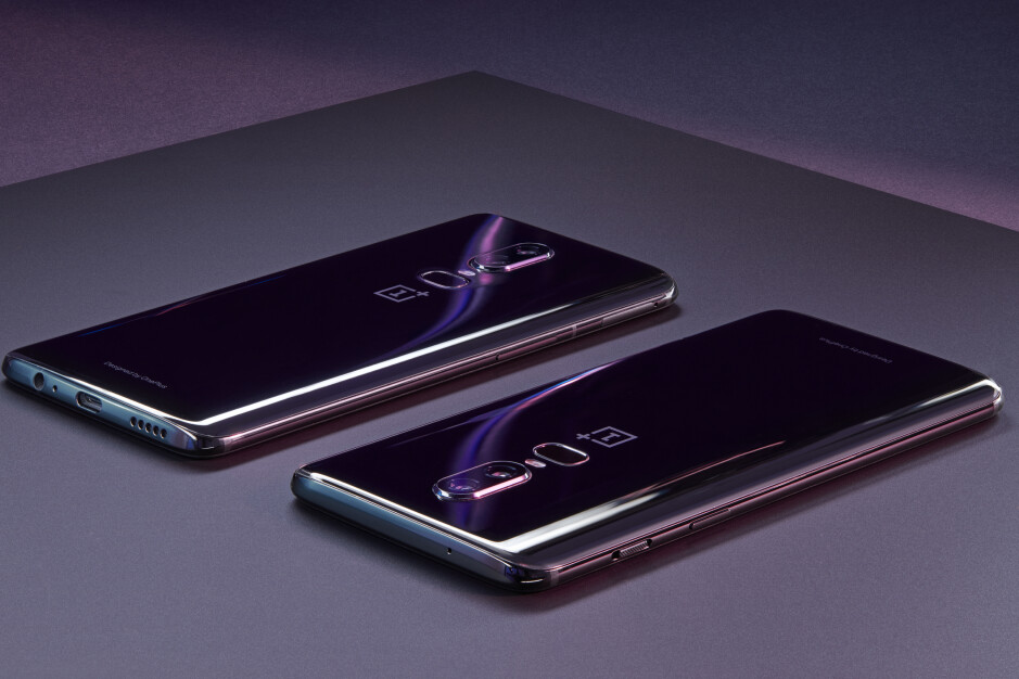 Glass backs are prime for wireless charging - 5 Things we might see in the upcoming OnePlus 6T