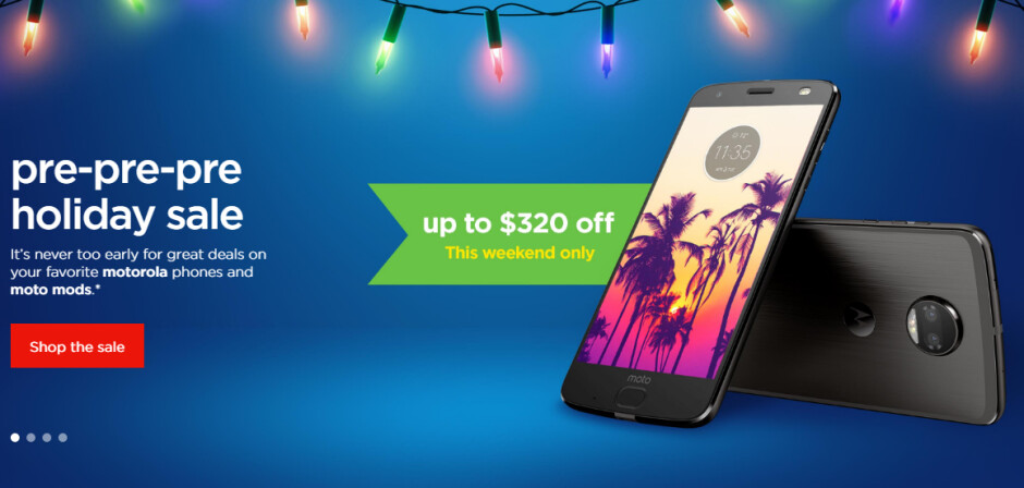 Deal: Moto Z2 Force and other Motorola phones are heavily discounted this weekend