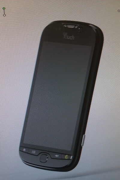 T-Mobile myTouch HD is eying a Novemeber 3rd release?