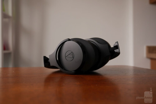 38bff23d716 Audio Technica ANC700BT QuietPoint hands-on review | PhoneArena ...