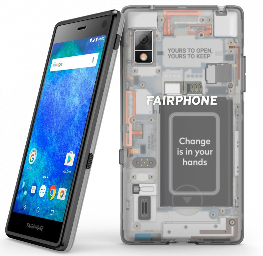 That transparent back, though.. - The afterlife of your smartphone – is the planet paying too much for our luxury?