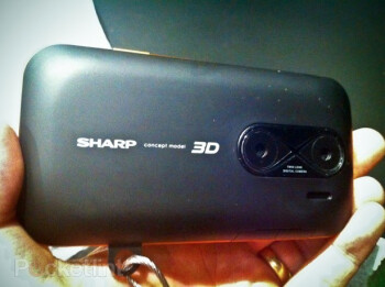 Sharp will demo mobile 3D technology that will be in a phone by year-end