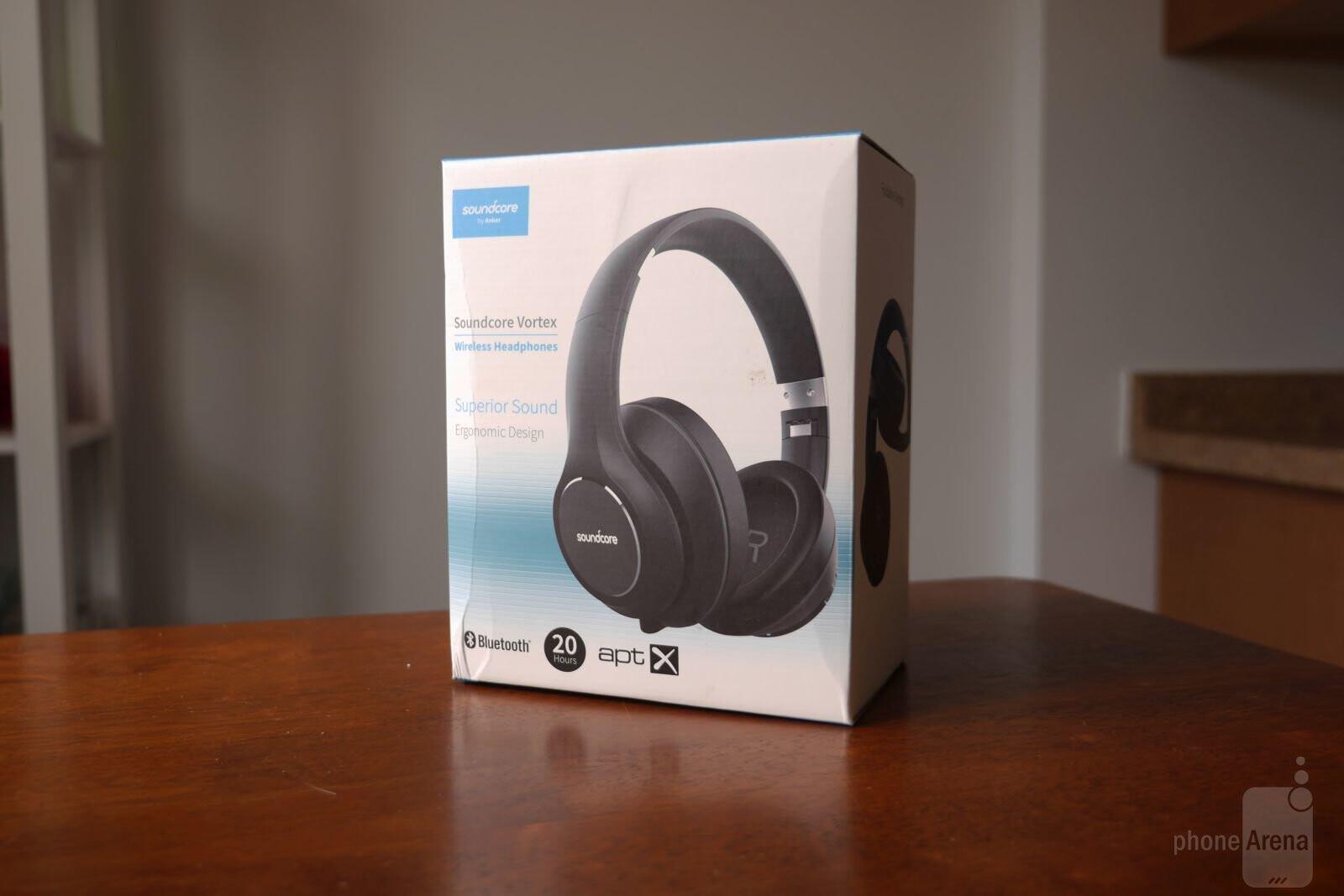 d94a243ff5b Anker Soundcore Vortex hands-on Review | PhoneArena reviews - PhoneArena