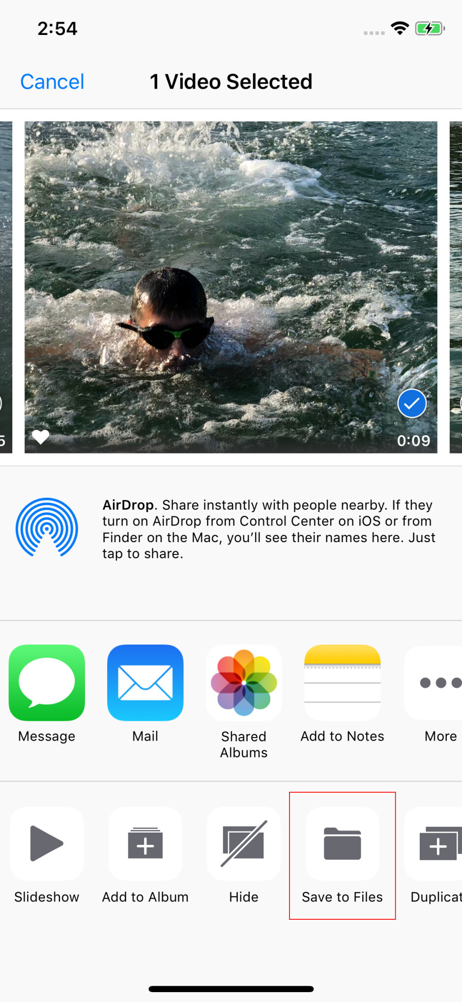 How to see the filename of a photo or video on iPhone - How to see the filename of photo or video on iPhone