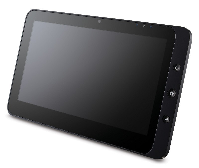 """ViewSonic announces ViewPad 100 - a 10"""" dual-boot Windows 7/Android tablet"""