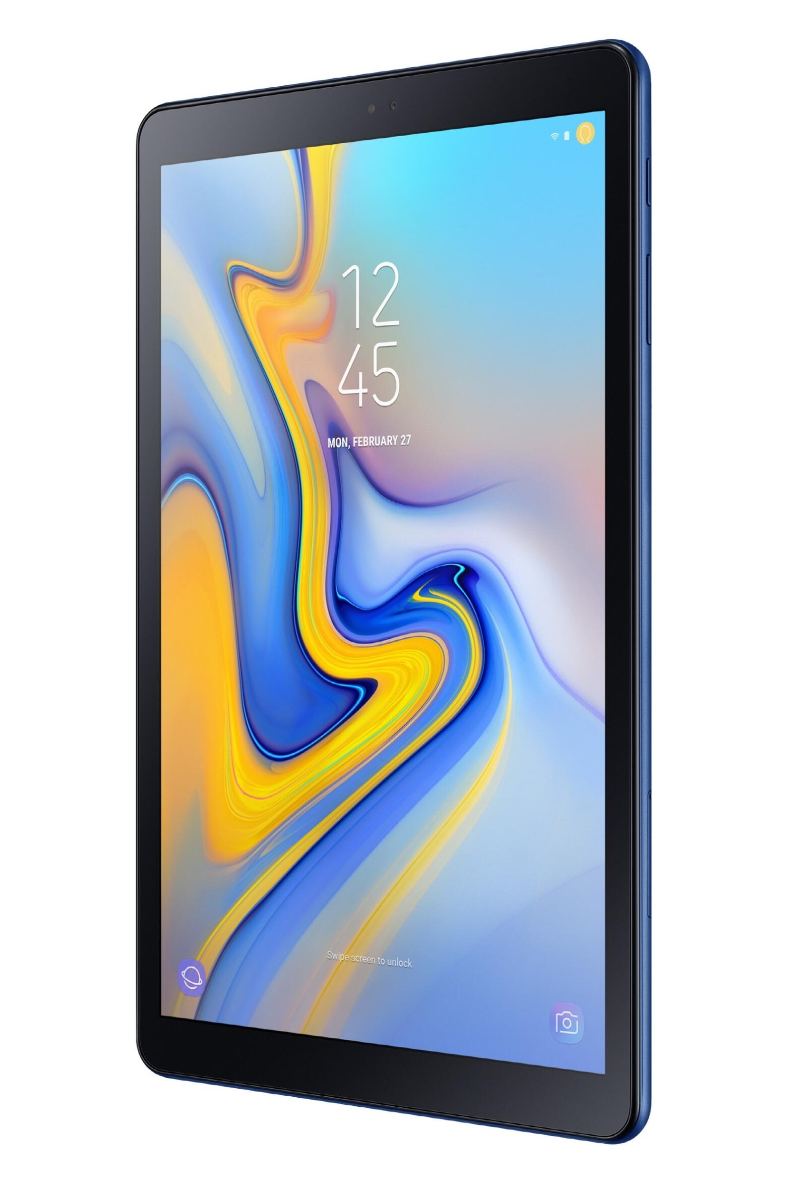 Galaxy Tab S4 vs Tab A 10 5 comparison - PhoneArena